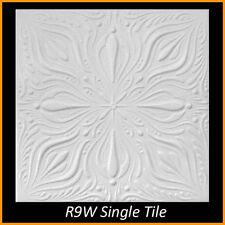 20x20 Styrofoam Glue Up Ceiling Tiles R9W 280.8 sq ft LOT