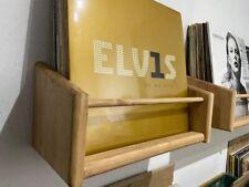 vinyl record wall mount Display Shelf Holder HandMade (single)