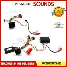 CT51-PO03 Fibre Optic Amplifier Active Retention For Porsche Cayenne (2002-2010)