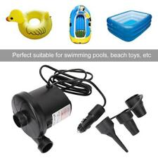 12V Electric Air Pump Inflator for Inflatable Balloon Toy Air Bed Mattress Boats
