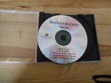 CD Pop Django Django - Default (5 Song) Promo WARNER - disc only -