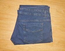 "NEUE Dunkelblaue ""Primark Atmosphere"" Basic Jeans Hose in Größe 42"
