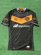 Houston Dynamo Soccer Adidas Jersey Size Small Authentic Player 2016 Men's MLS