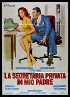 Poster Die Sekretärin Private Von Meine Vater Hommage Vital Malia M65