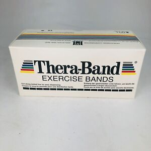 Thera-Band Exercise Resistance Band, Black Special Heavy, 6 Yards (18 Ft , 5.5M)