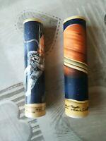 ✋ Lot de 2 rouleaux frise papier peint adhésif chambre enfant Conquête spatiale