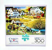 Buffalo Charles Wysocki Hound of the Baskervilles 300 PC Jigsaw Puzzle 02638