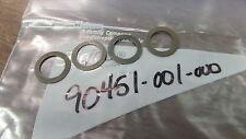 NOS Honda Thrust Washers 71-72 C70 77 CT125 69-77 Z50 90451-001-000 QTY4
