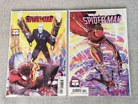 Miles Morales Spider-Man 5 & 6 - Cameo and 1st app of Starling - VF/NM & NM
