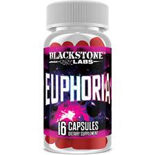 Blackstone Labs EUPHORIA RX 16caps Positive Mood, Relax, Sexual Stimulation