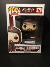 Assassin's Creed Aguilar Crouching Funko POP #379, Loot Crate Exclusive
