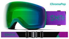 Smith Optics Skyline XL Jade Block ASIAN FIT CPE Green Lens Ski Goggles 2020