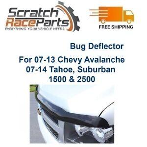 AVS Chevrolet Tahoe Avalanche 21710 Hoodflector Protector Bug Shield Fits