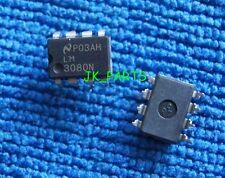 10pcs Lm3080n Op Transconductance Amp Ic Nsc Dip 8