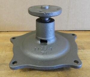 1957-58 Dodge Desoto vehicles 325 5.4L 354 5.7L V8 Rebuilt water pump 1673781