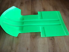 NEW Sno Stuff Pro Glider Arctic Cat Puma Belly Pan Protector Green 130-105-84