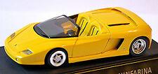 Ferrari Mythos by Pininfarina 1989 giallo 1:43 Revell