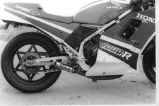 Honda exhaust VF1000F VF1000R VF1000F2 4into1 header muffler silencer X-PIPE