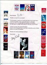 Meg Cabot The Princess Diaries Author Signed Autograph TSL