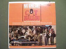 Nat King Cole Cat Ballou Record