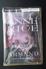 Anne Rice - The Vampire Armand Abridged Audiobook Sealed Alfred Molina Narrator