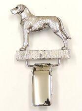 Great Dane Dog Show Ring Clip/ Ring Number Holder
