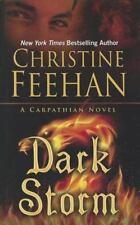 Dark Storm, Feehan, Christine, Good Condition, Book