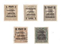 Commission Interlliee Marienwerder 1920