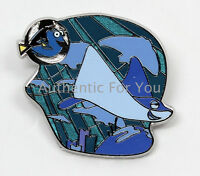 NEW 2016 Disney Pin Pixar Party Finding Dory Scavenger Hunt Pin LE 1100 MR. RAY