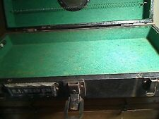 Wooden 8 drawer machinist tool box OR jewelry box use oak drawers felt lined