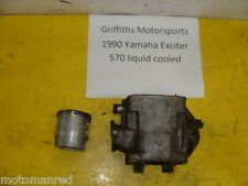 90 91 89 YAMAHA EXCITER 570 EX cylinder piston rings jug bored over .50mm 82m00