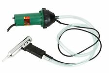 220V 1000W Plastic Welder Hot Air Gun Welding Heat Gun rod Gas Vinyl