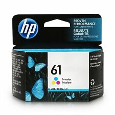 HP 61 Tri-color Original Ink Cartridge (CH562WN) Yield 165
