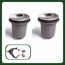 2 FRONT LOWER CONTROL ARM BUSHING FOR TOYOTA TACOMA  4WD (2005-15) LH OR RH NEW