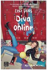 LELE PONS, DIVA ON LINE by Melissa de la Cruz (Spanish, Paperback)