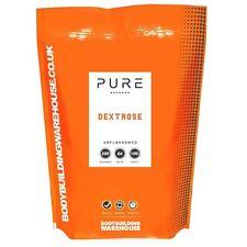 BBW Pure Dextrose - 1kg Powder (Glucose Energy Carb Carbohydrate)