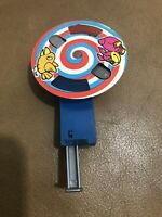 Vintage Jimmy's Toys Spin And Spark Rare Collector