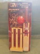 GM Gunn & Moore 2005 Micheal Vaughan Purist Young Gunn Mini Cricket Set-New