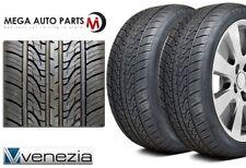 2 X New Venezia Crusade HP 225/30ZR20 85W XL All Season High Performance Tires
