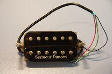 Seymour Duncan sh-4bk (JB) Humbucker, 4 conducteurs, Noir