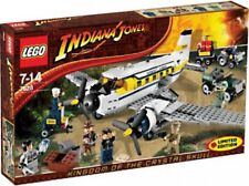 LEGO Indiana Jones Peril in Peru Exclusive Set #7628