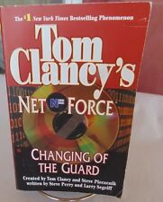 Net Force: Changing of the Guard 8 by Larry Segriff and Steve Perry (2003, Paper
