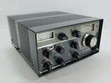 Drake R-4B Vintage Tube Ham Radio Receiver (missing a few tubes) 10497R