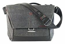Leather Camera Carry/Shoulder Bags for Canon with Strap
