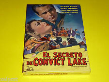 EL SECRETO DE CONVICT LAKE / The Secret of Convict Lake - Precintada