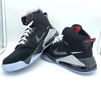 Size 11-13 Nike Air Jordan Mars 270 Shoes Black Metallic Red CD7070 010 Men's
