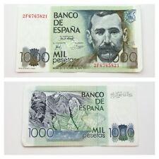 Billet Espagne Spain 1000 pesetas 23/10/1979 Benito Perez Galdos  2F6765821