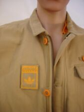 cada110b205c Adidas safety workwear reversible canvas multi-layer construction Jacket  M-L 50