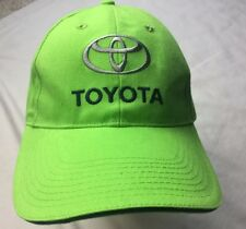 TOYOTA WESTERN WASHINGTON DEALERS Green Hat Used