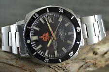 RARE Seiko 7005 8140 Iranian Royal Army Diver Steel Watch